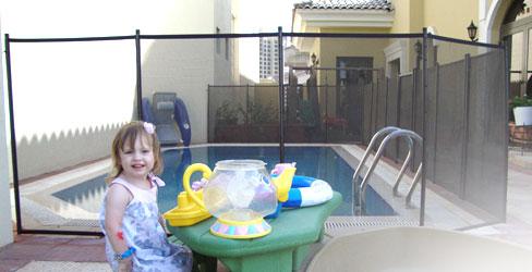 Pool safety dubai pool safety abu dhabi pool covers for Pool safety dubai